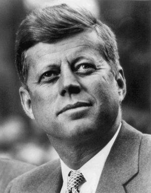 President John F. Kennedy (1961-1963)