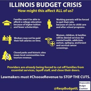 State Budget Crises: The Latest Examples of a Collapsing Economy