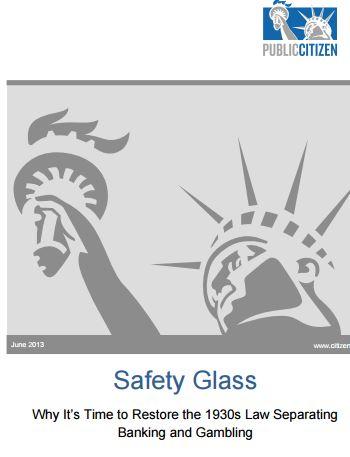Public Citizen Hosts Rep. Kaptur on Glass-Steagall