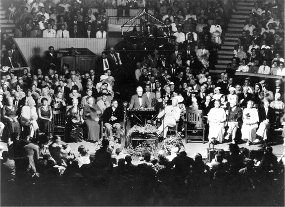 December 1, 1936: President Franklin Roosevelt Opens the Inter-American Conference for the Maintenance of Peace