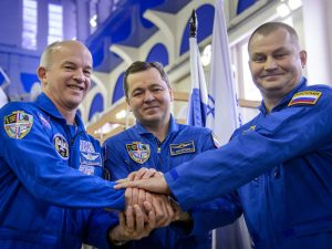 U.S. and Russia Discuss Joint Space Project