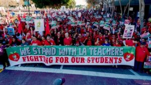 Beyond the Los Angeles Teachers' Victory