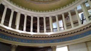 Inside Hamilton's National Bank