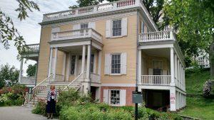 A Visit to Hamilton's Grange