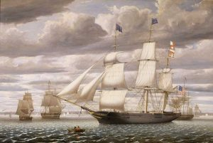 Economic Nationalism and the War of 1812