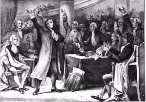 Stamp Act Resistance Spurs Anti-Slavery Fight