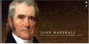 """Marshall's Court: Principle, Not """"Issues"""""""