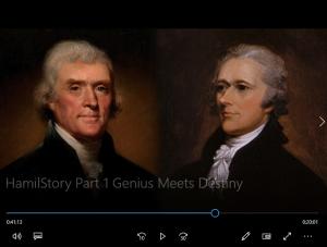 Speaking Up for Alexander Hamilton