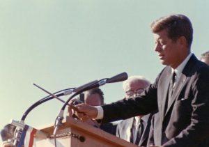 President Kennedy: Nuclear Power Visionary